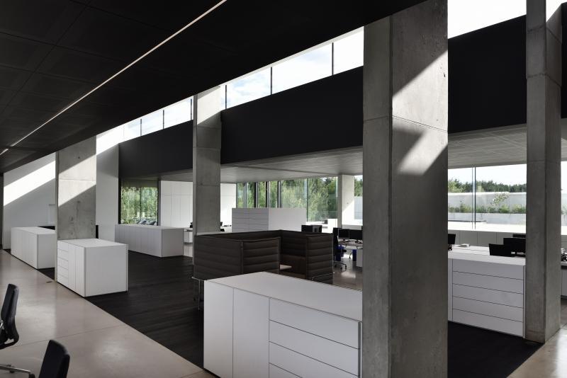 Nieuw hoofdkwartier kreon ademt \'purity in light\' - Brugge - MADE IN ...
