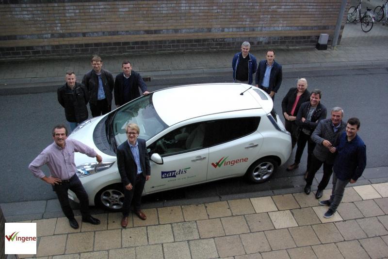 Gemeente Wingene Test Elektrische Wagen Gemeentenieuws Vlaanderen